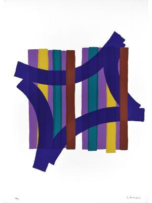 Geometries by Luigi Montanarini - Contemporary artwork