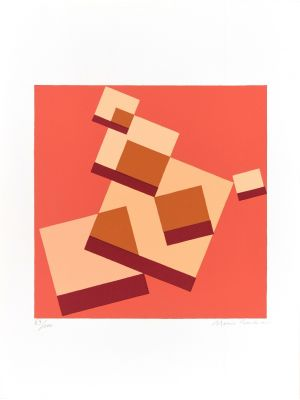 Lesbo by Mario Radice - Contemporary artwork