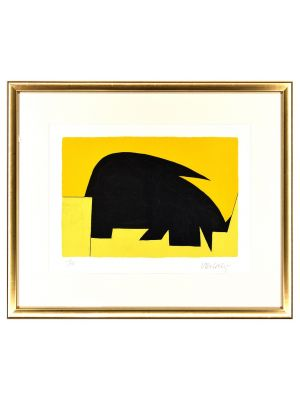 Garam by Victor Vasarely - Contemporary Artwork