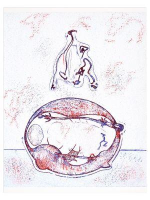 Après-moi Le XX Siècle by Max Ernst - Contemporary Artwork