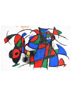 Original Lithograph by Joan Mirò - Surrealist Artwork