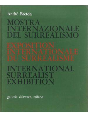 Mostra Internazionale del Surrealismo by André Breton - Contemporary Rare Book