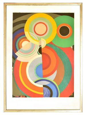 Automne by Sonia Delaunay - Contemporary Artwork