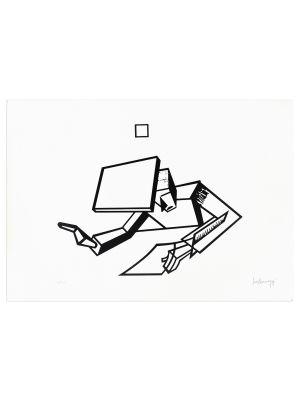 The Instigator by Ivo Pannaggi - Contemporary Artwork