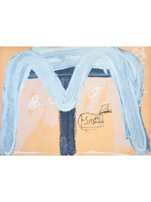 Untitled - Berlin Suite by Antoni Tapies - Contemporary Artwork