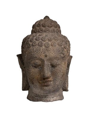 Javanese Buddha's Head - Decorative Objects