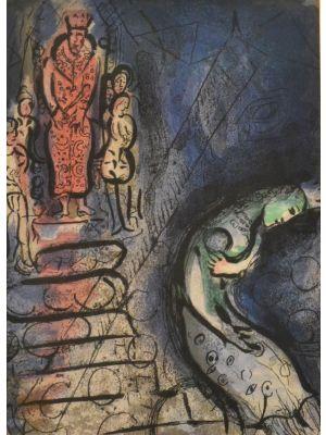 Ahasuerus Sends Vashti Away - from the series