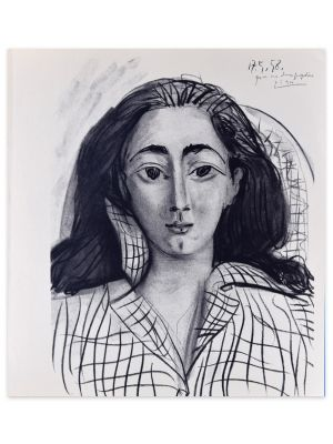 Jacqueline by Pablo Picasso - Contemporary artwork