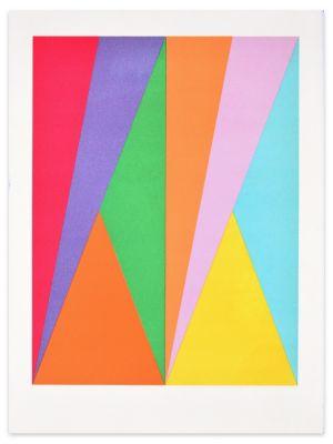 Prisma by Max Bill - Contemporary Artwork