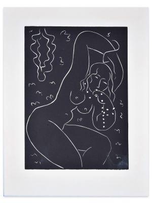 Au Bracelet by Henri Matisse - Modern Artwork