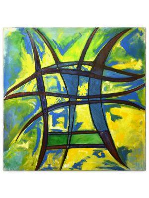 Espressionismo Astratto by Giorgio Lo Fermo - Contemporary artwork