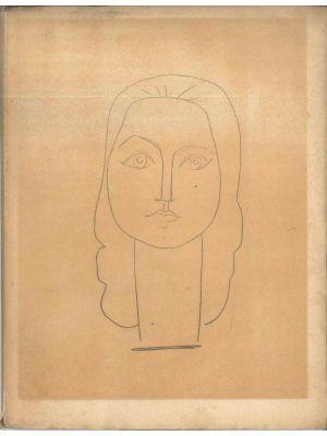 Dix-neuf peintures de Picasso - Contemporary Rare Book
