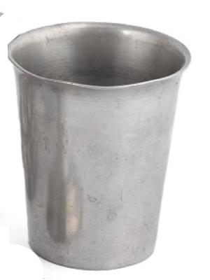 Tin Pot - Decorative Object
