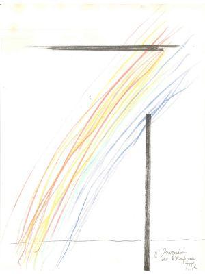Invasion de l'Espace by Man Ray - Contemporary artwork