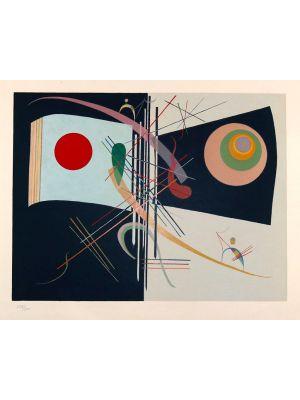 Derrière le miroir by Vasilij kandinsky - Modern Artwork