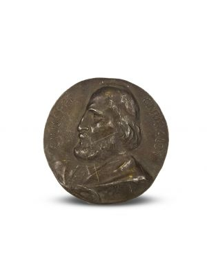 Garibaldi's Profile by Anonymous - Decorative Object