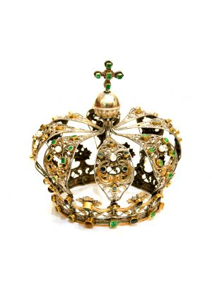 Ancient Neapolitan Crown - Decorative Objects