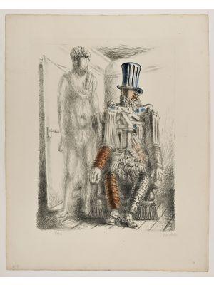 Le Retour du Fils Prodigue I by Giorgio De Chirico - Modern Artwork
