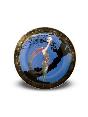 Fireflies Plate  by Ertè - Decorative Object