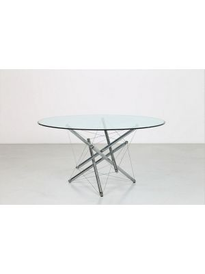 Crystal Table by Thedore Waddel - Design Furniture