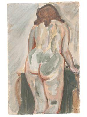 Nude by Jean-Raym Delpech - Modern Artwork