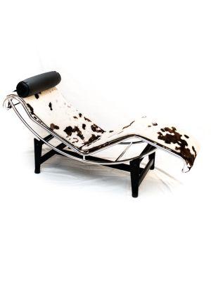 Le Corbusier - Vintage LC4 Chaise Longue - Design Furniture