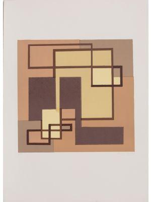 Composition L.A.M. by Mario Radice - Contemporay Artwrok
