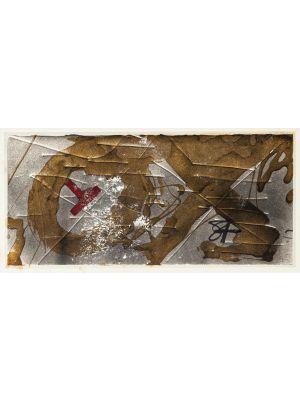 OEX by Antoni Tàpies - Contemporary Artwork