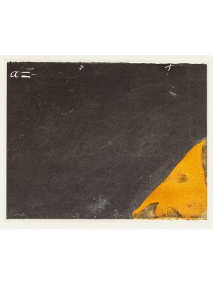 Angle by Antoni Tàpies- Contemporary Artwork