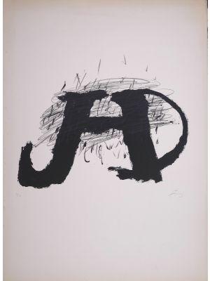 Untitled by Antoni Tàpies - Contemporary Artwork
