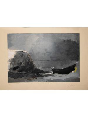 Marine Noire by Georges Braque - Modern Art