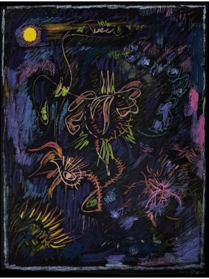 Abstract Composition by André Masson - Contemporary Artwork