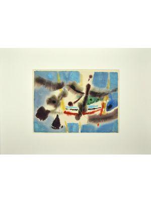 Marine Landscape by Enrico Paolucci - Contemporary artwork