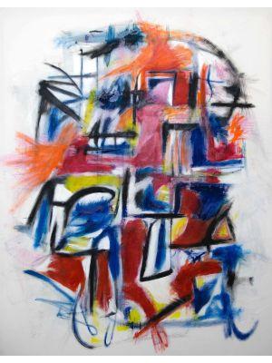 The War by Giorgio Lo Fermo - Contemporary Artworks