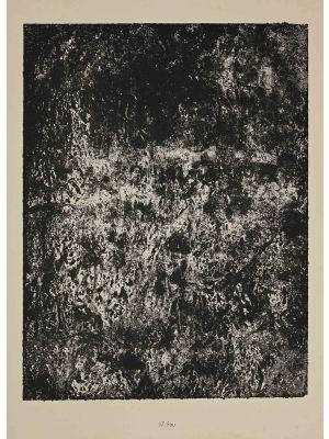 feu by Jean Dubuffet - Contemporary Art