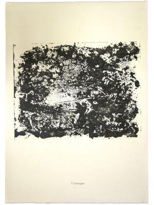 Campagne by Jean Dubuffet - Modern Artwork