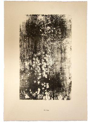 L'eau by Jean Dubuffet - Modern Artwork