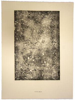Sol Céleste by Jean Dubuffet - Modern Artwork