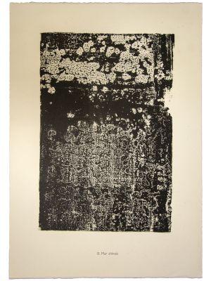 Mur Chinois by Jean Dubuffet - Modern Artwork