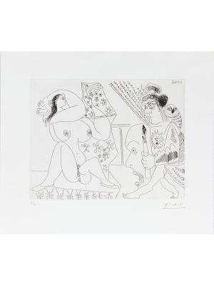 11 mai 1970 by Pablo Picasso - Modern Artwork