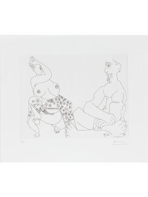 11 mai 1970 I by Pablo Picasso - Modern Artwork