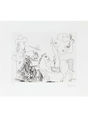 23 mai 1970  by Pablo Picasso - Modern Artwork