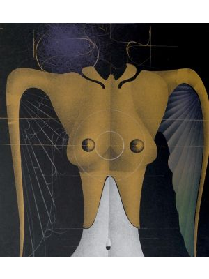 Female Nude by Paul Wunderlich - Contemporary Artworks