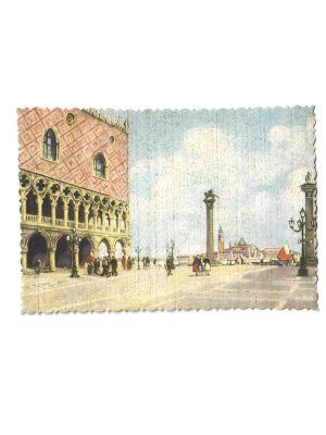 Aldo Palazzeschi - Happy New Year Card - Manuscripts