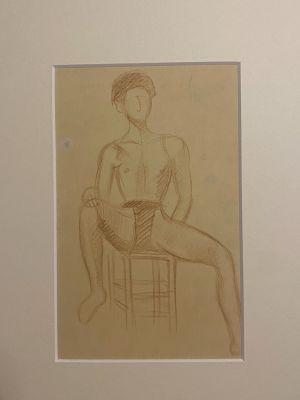 Portrait of a Boy by Jean-Raymond Delpech - Artwork