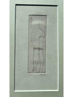 Nude by Sergio Barletta - Artwork