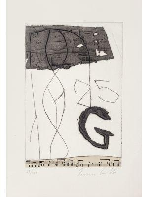 Musical Notes by Tommaso Cascella - Contemporary Artwork