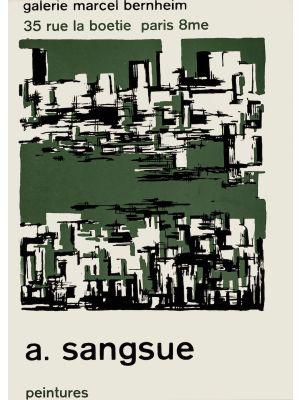 A.Sangsue - Manifesto- Contemporary Artworks