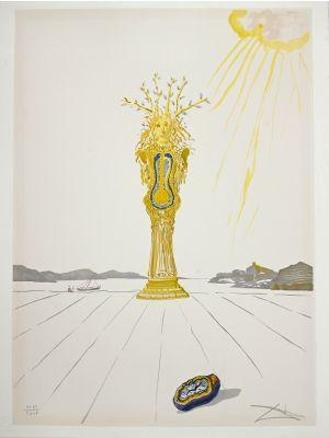 Daphne from Time Suite by Salvador Dalì -  Contemporary Artwork