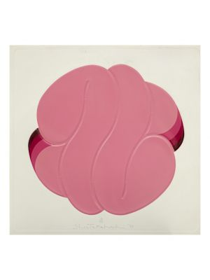 Pink Ball by Shu Takahashi - Contemporary Artwork